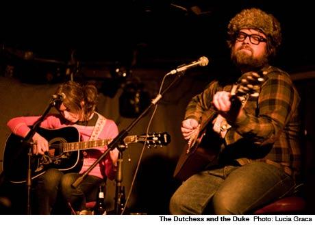 The Dutchess and the Duke Sneaky Dee's, Toronto ON January 12