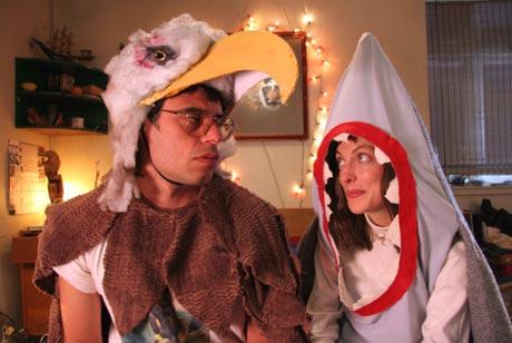 Eagle vs Shark Taika Cohen