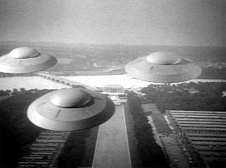 Earth Vs The Flying Saucers Fred F. Sears