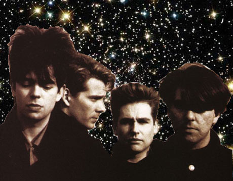 Echo and the Bunnymen to Get Blasted into Space