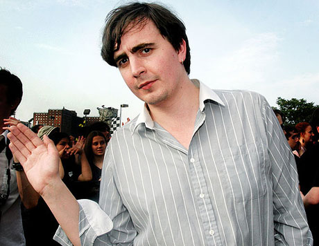 Art Brut's Eddie Argos Becomes Comics Columnist, Forms More Bands