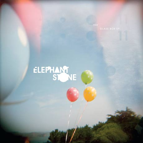 Elephant Stone Line Up <i>The Glass Box</i> EP, North American Tour