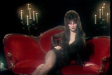 Elvira's Movie Macabre: Maneater of Hydra / The House That Screamed