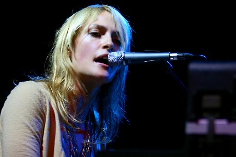 Emily Haines & the Soft Skeleton Danforth Music Hall, Toronto ON January 6