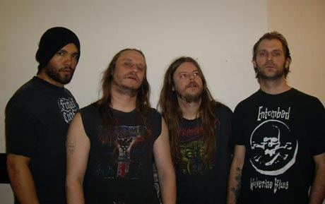 Entombed Serpent Saints