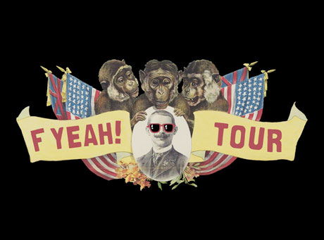 F Yeah Tour Makes Its Way Across North America