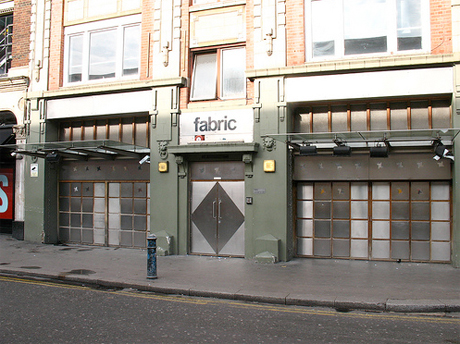 London's Fabric Nightclub Put Up for Sale
