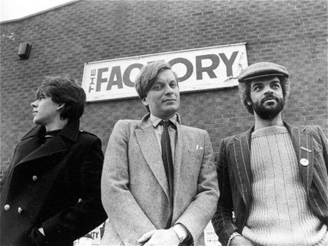 Rhino To Release Factory Records Box Set