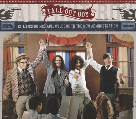 Fall Out Boy Drop Mixtape, Prep New Album