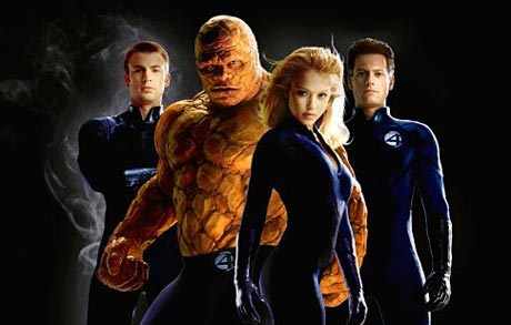 Fantastic Four: Extended Edition Tim Story