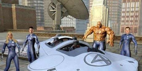 Fantastic Four Multi-platform