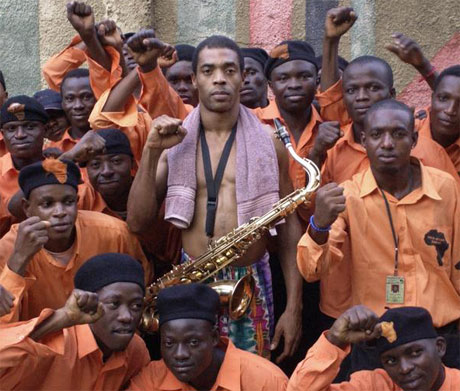 Nigerian Authorities Shut Down Femi Kuti's Nightclub
