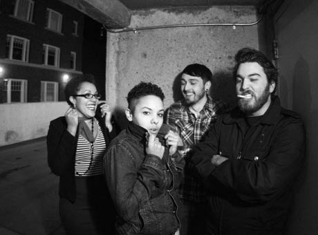 Lethbridge, AB's Fist City Prep Debut LP for L.A.-Based Deadbeat Records