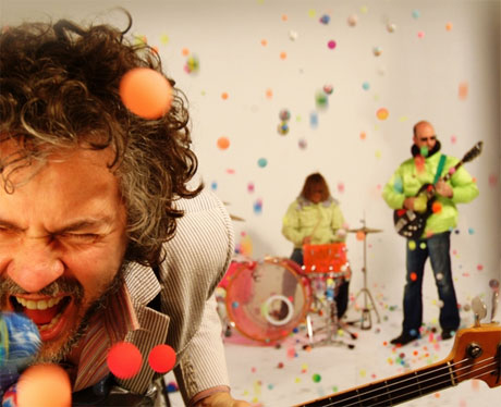 Flaming Lips Sick of Making New Album, Want It out of Their Hands by September