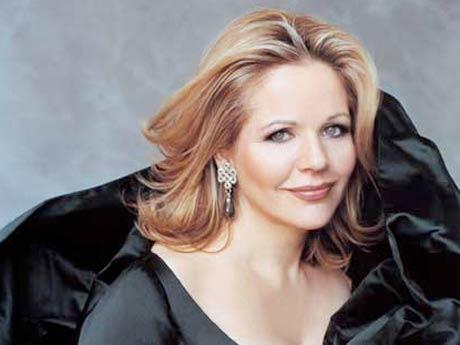 Opera singer Renée Fleming 'Goes Indie' on Covers Album Featuring Arcade Fire, Death Cab For Cutie, Band of Horses