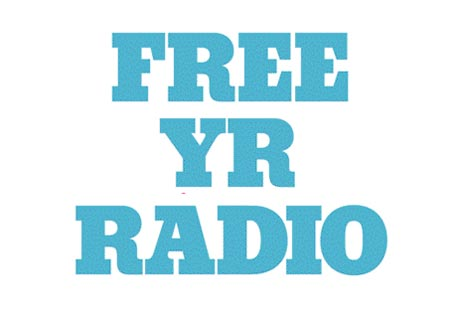 Klaxons, Voxtrot, the Rapture Offer Exclusive Tracks for <i>Free Yr Radio</i> Comp