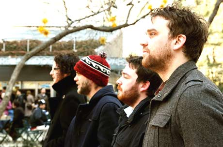 Frightened Rabbit / The Antlers / Our Brother the Native Petit Campus, Montreal, QC July 23