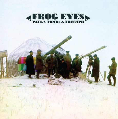 Frog Eyes Sign to Dead Oceans for New LP