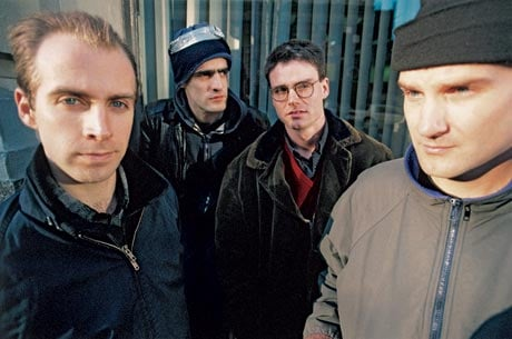 Fugazi's Family Album Photography