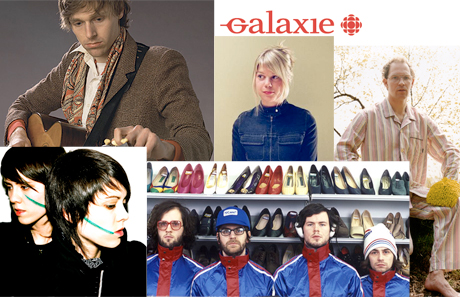 Galaxie Rising Stars of the CBC Shortlist Announced