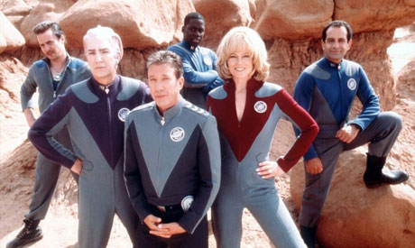 Galaxy Quest Dean Parisot