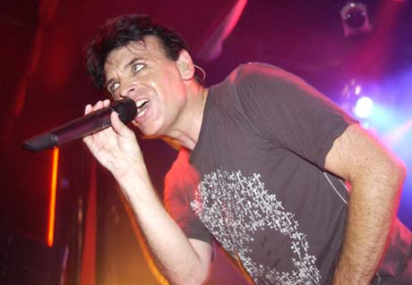 Gary Numan The Mod Club, Toronto, ON - August 4, 2006