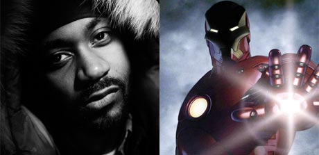 Ghostface's Role in Upcoming <i>Iron Man</i> Movie Revealed!