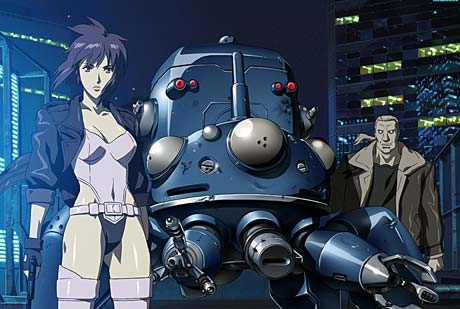Ghost in the Shell: Stand Alone Complex — The Laughing Man Kenji Kamiyama