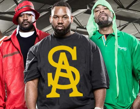 Ghostface Killah, Method Man and Raekwon Collaboration to Drop Before Christmas?