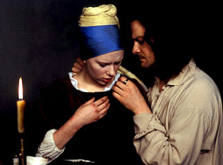 The Girl with the Pearl Earring Peter Webber