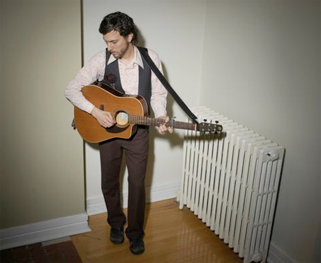 Great Lake Swimmers' Tony Dekker Touring Antarctica