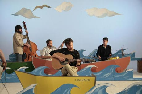 Great Lake Swimmers Give Away Free Live EP