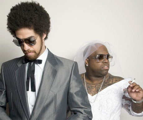 Gnarls Barkley Video Banned To Prevent Possible Seizures
