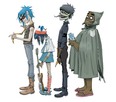 Gorillaz 'Doncamatic (All Played Out)'