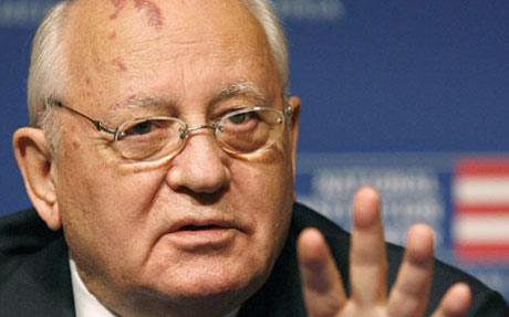 Debut Album from Mikhail Gorbachev Sells for £100,000