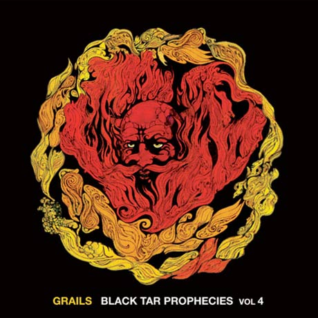 Grails Offer Up <i>Black Tar Prophecies Volume 4</i>