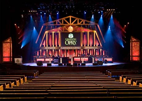 Grand Ole Opry House Hit by Nashville Flooding