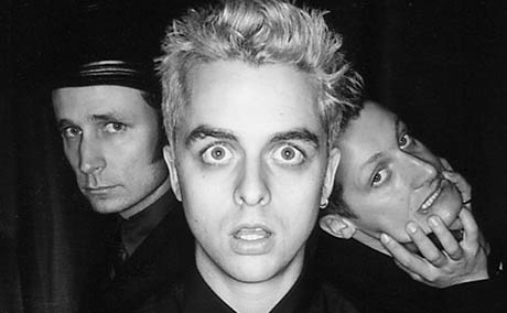 Green Day Prove Art Can Save Lives