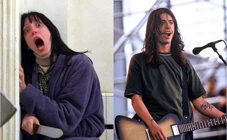 "Dave Grohl on Nirvana Biopic: ""I'm Crossing My Fingers That Shelley Duvall Plays Me"""