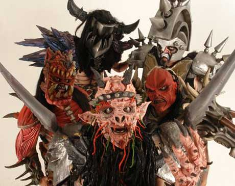 "Gwar ""Zombies, March!"" (live on <i>Fallon</i>)"