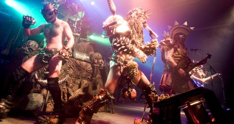 Gwar Kool Haus, Toronto ON — November 4, 2004