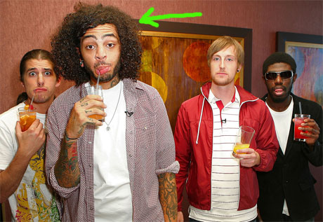 Gym Class Heroes' Travis McCoy Arrested On Warped Tour in St. Louis