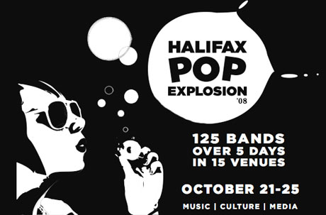 Halifax Pop Explosion Announces Complete Line-Up