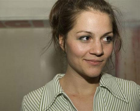 Priska Zemp aka Heidi Happy