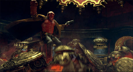 Hellboy 2: The Golden Army Guillermo Del Toro