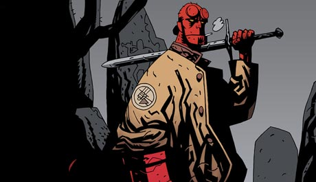 Hellboy: Blood & Iron Victor Cook