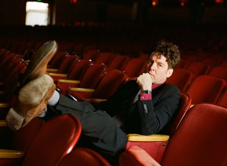 Exclusive: Joe Henry Celebrates the Release of <i>Blood From Stars</i>, Begins New Projects with Harry Belafonte and Mose Allison