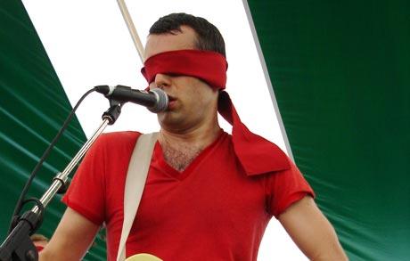 Hillside Festival Guelph ON — July 22 to 24, 2005
