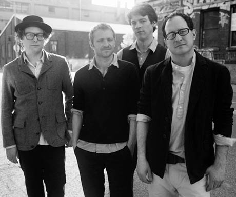 "The Hold Steady ""I Hope This Whole Thing Didn't Frighten You"""