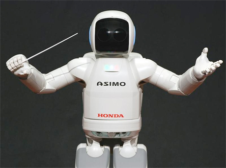 Robot To Conduct Detroit Symphony Orchestra